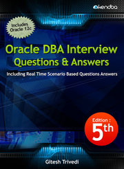Oracle Dba Interview Questions & Answers Book